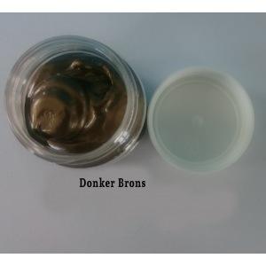 Metalverf Donker Brons 40 ml